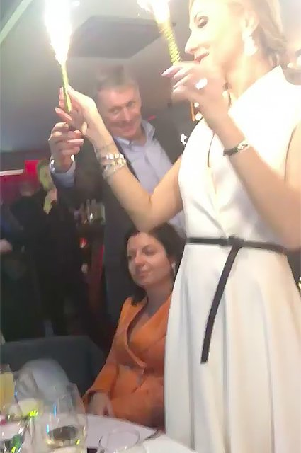 Татьяна Навка пригласила звёздных друзей на день рождения - Фото №2