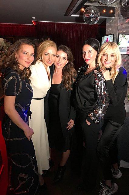 Татьяна Навка пригласила звёздных друзей на день рождения - Фото №4