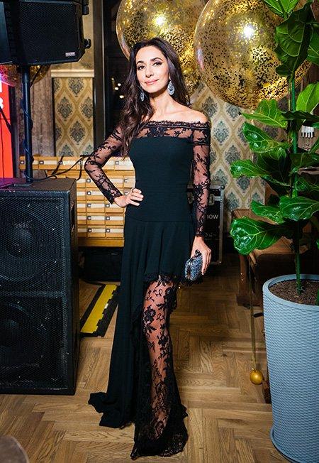 Знаменитости на гала-ужине МУЗ-ТВ - Фото №7