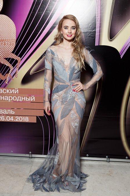 Знаменитости на закрытии ММКФ-2018 - Фото №13