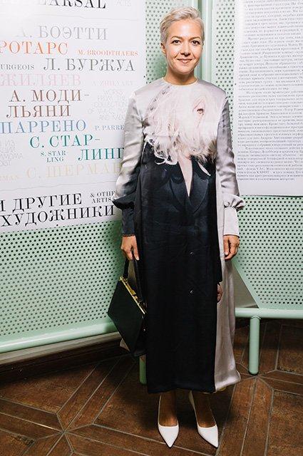 Малахов, Долецкая и другие на открытии выставки «Генеральная репетиция» - Фото №1