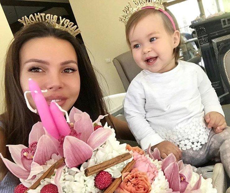 Как отпраздновала день рождения Оксана Самойлова