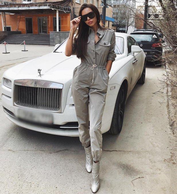 Как отпраздновала день рождения Оксана Самойлова - Фото №7