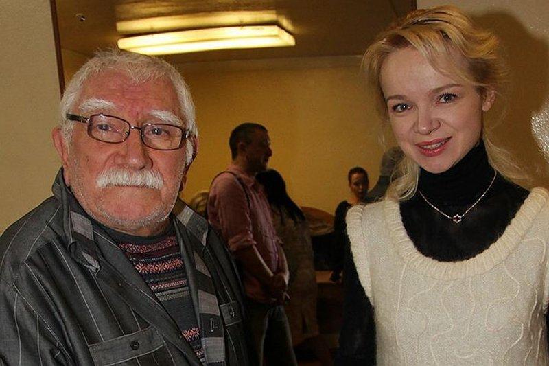 Армен Джигарханян хочет вернуть Виталину Цымбалюк-Романовскую