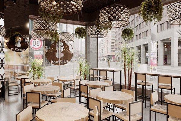 Как выглядит первый ресторан Ольги Бузовой - Фото №1