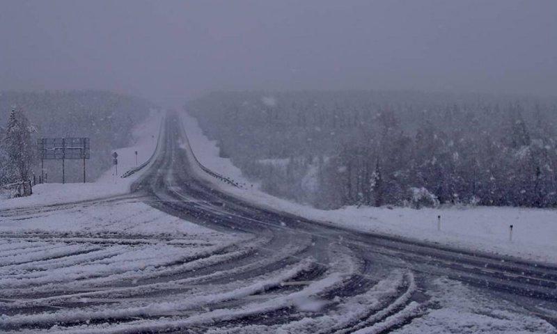 Весна закончилась: в ряде российских городов выпал снег