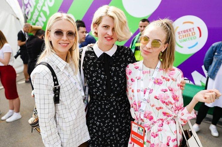 Зара, Сысоева, Киценко и другие на благотворительной вечеринке