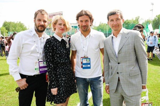 Зара, Сысоева, Киценко и другие на благотворительной вечеринке - Фото №3