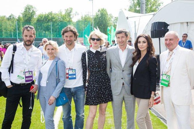 Зара, Сысоева, Киценко и другие на благотворительной вечеринке - Фото №6