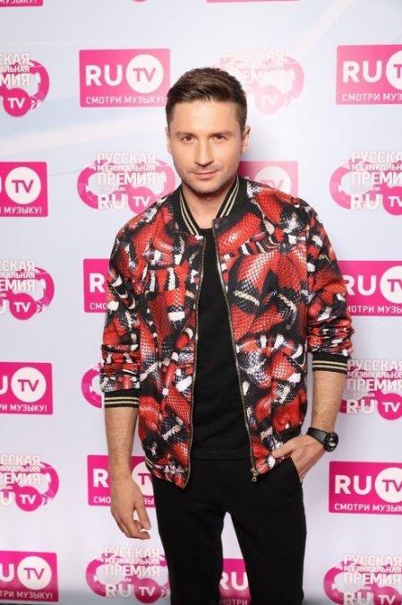 Звёзды на премии RU.TV - Фото №8