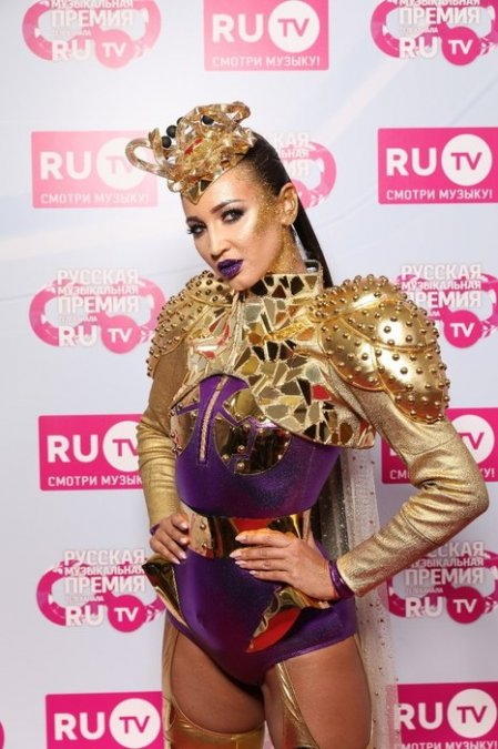 Звёзды на премии RU.TV - Фото №1