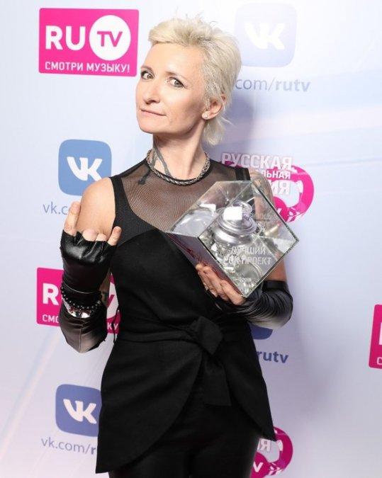 Звёзды на премии RU.TV - Фото №3