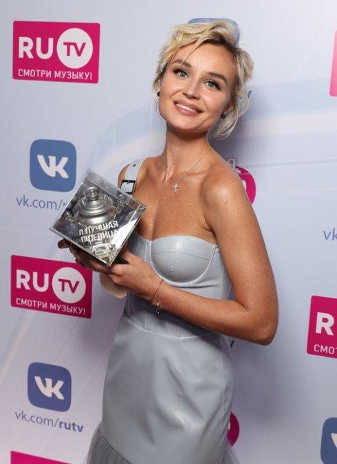 Звёзды на премии RU.TV - Фото №10