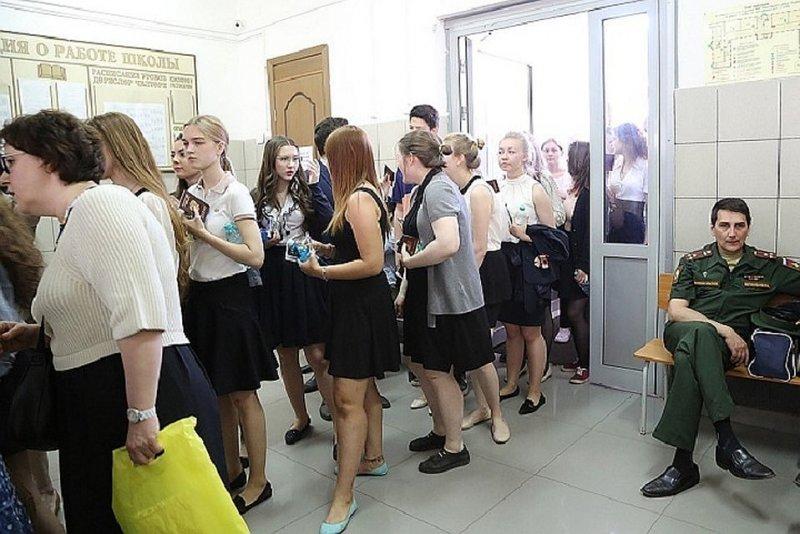В Нижнекамске объяснили, зачем заставили школьницу снять бюстгальтер перед сдачей ЕГЭ