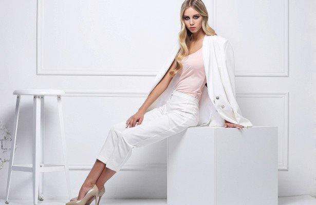 С чем сочетать и как носить белые вещи