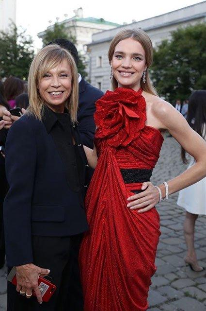 Знаменитости на благотворительном вечере Натальи Водяновой - Фото №5