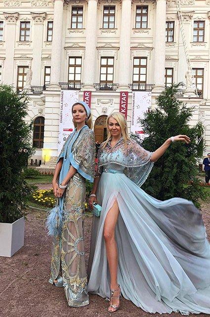 Знаменитости на благотворительном вечере Натальи Водяновой - Фото №3