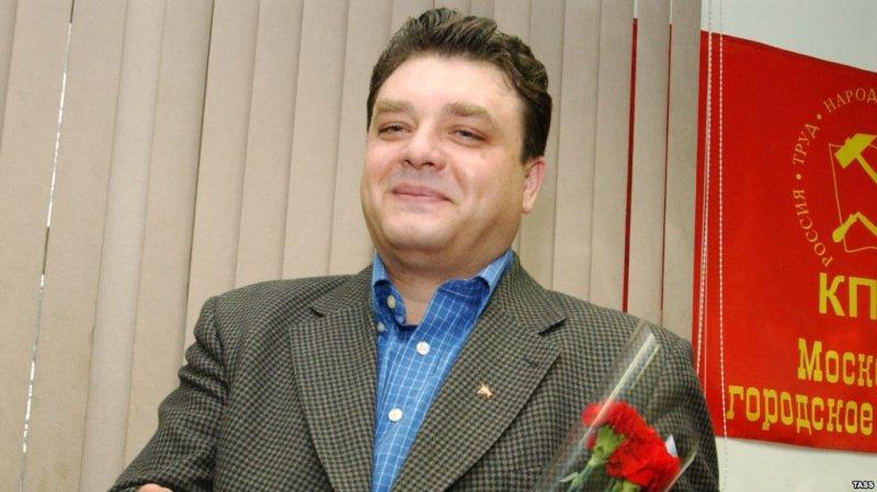 Внука Леонида Брежнева похоронили на столичном кладбище