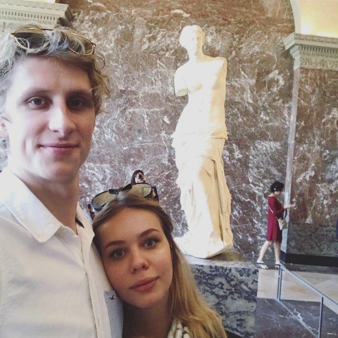 Фигуристы Анна Погорилая и Андрей Невский связали себя узами брака - Фото №5