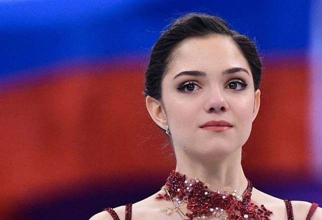 Евгения Медведева призналась, что попала в другой мир