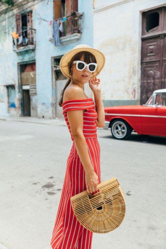 Как создать модный образ во французском стиле