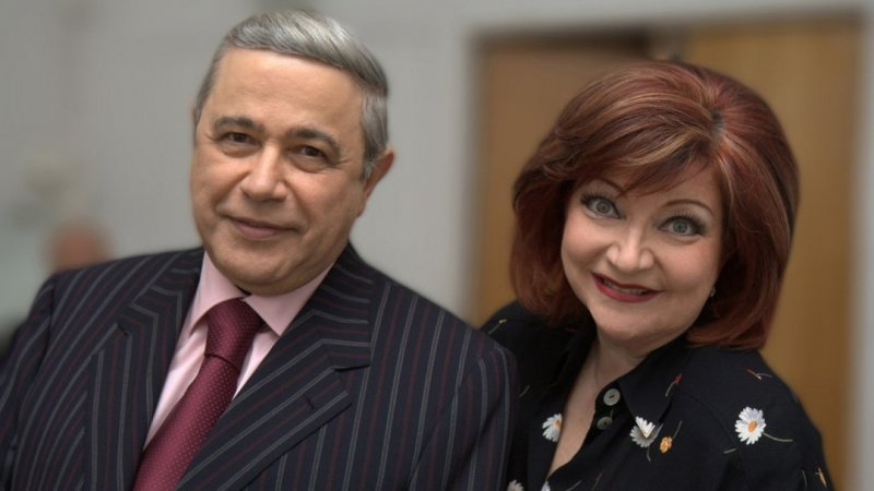 Последних 15 лет Евгений Петросян и Елена Степаненко живут раздельно