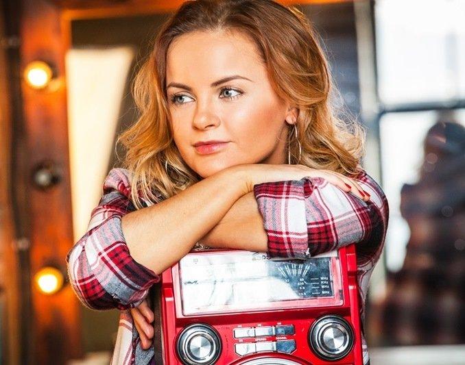 Юлия Проскурякова отпраздновала день рождения в звёздной компании