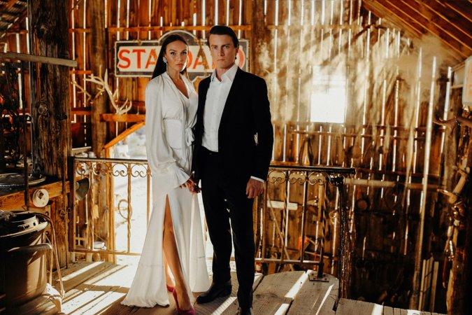 Алёна Водонаева показала снимки с американской свадьбы - Фото №3