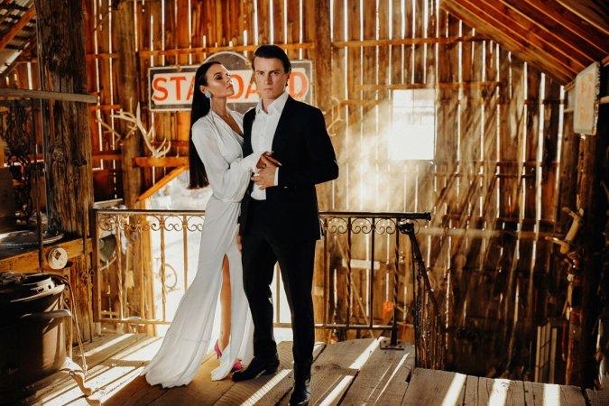 Алёна Водонаева показала снимки с американской свадьбы - Фото №2