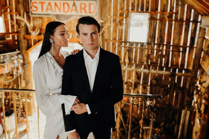 Алёна Водонаева показала снимки с американской свадьбы - Фото №4