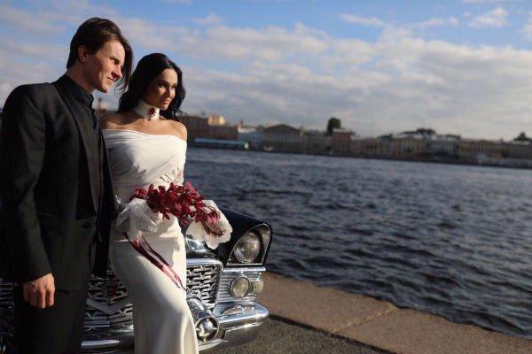 Алёна Водонаева показала снимки с американской свадьбы - Фото №7