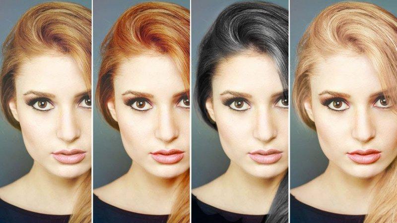 Как подобрать для себя идеальный цвет волос