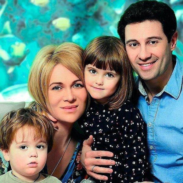 Антон и Виктория Макарские - семья с духовными ценностями