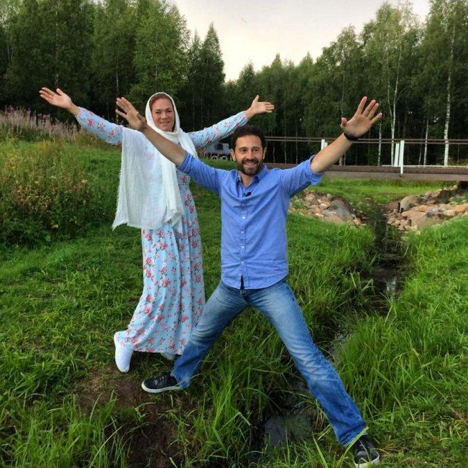 Антон и Виктория Макарские - семья с духовными ценностями - Фото №5