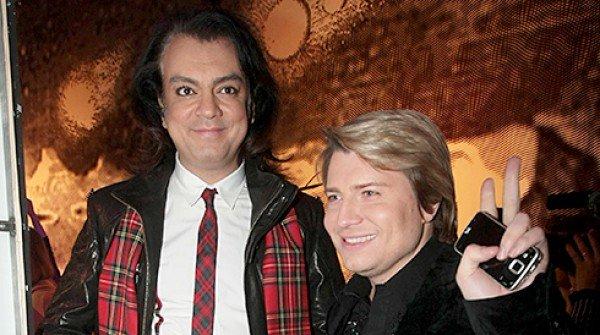Николай Басков и Филипп Киркоров устроили публичные разборки из-за песни