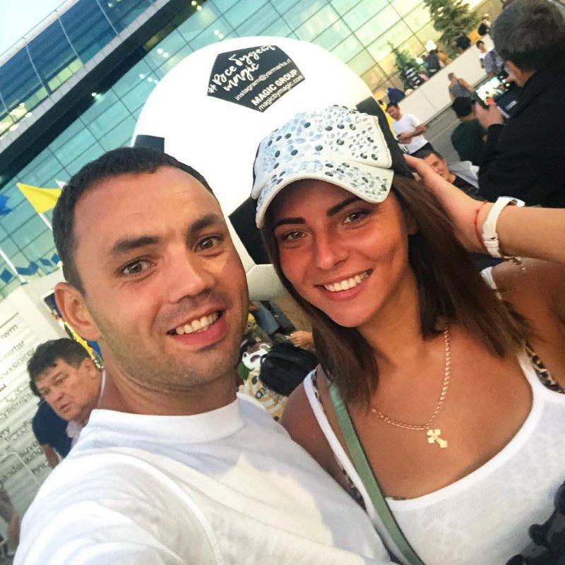 Алиана Устиненко обратилась к мужу с просьбой