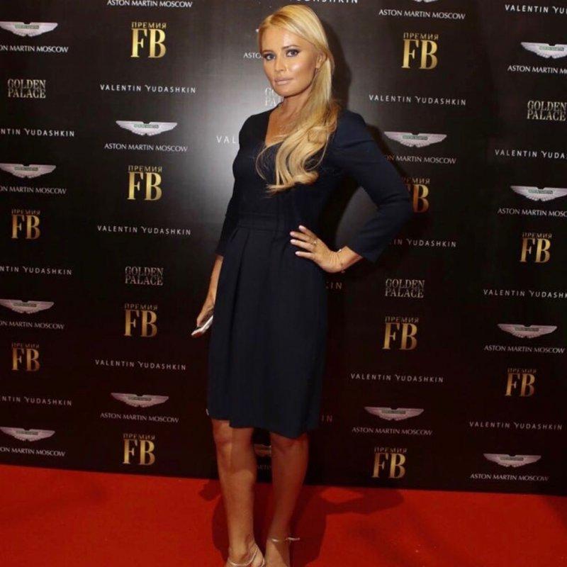 Ради красивого лица Дана Борисова решилась на пластическую операцию