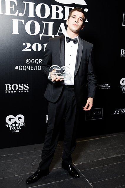 Звёзды на премии GQ «Человек года» - Фото №4
