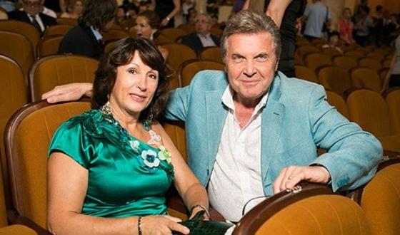 Лев Лещенко рассказал о неудачном браке и разводе