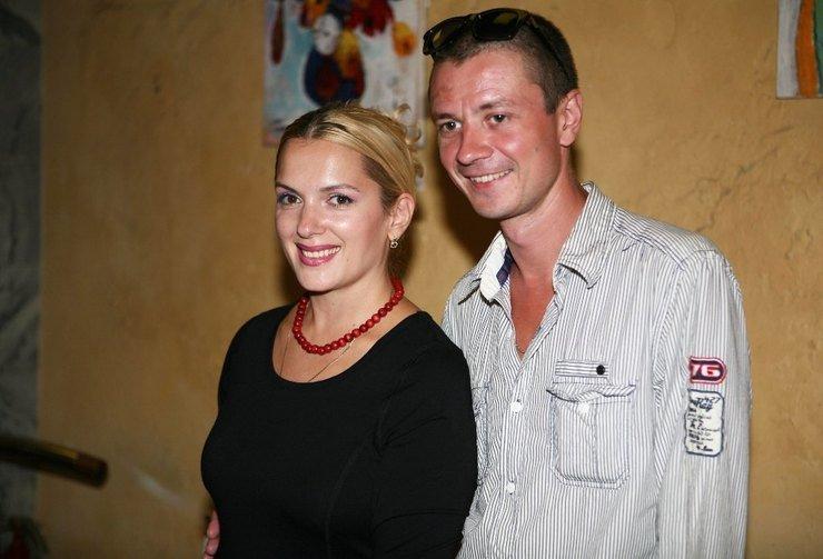 Беременная Мария Порошина рассказала, почему разводится с мужем
