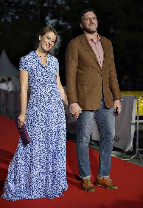 Ксения Собчак ждёт второго ребёнка