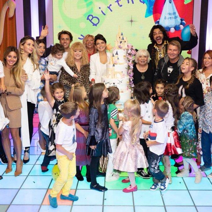 Лиза и Гарри Галкины отпраздновали пятилетний юбилей - Фото №12