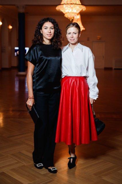 Полина Гагарина, Ингеборга Дапкунайте и другие на премьере балета «Айседора» - Фото №4