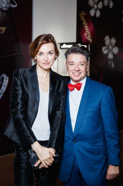 Полина Гагарина, Ингеборга Дапкунайте и другие на премьере балета «Айседора» - Фото №3