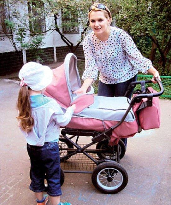 Беременная Мария Порошина хорошеет с каждым днем