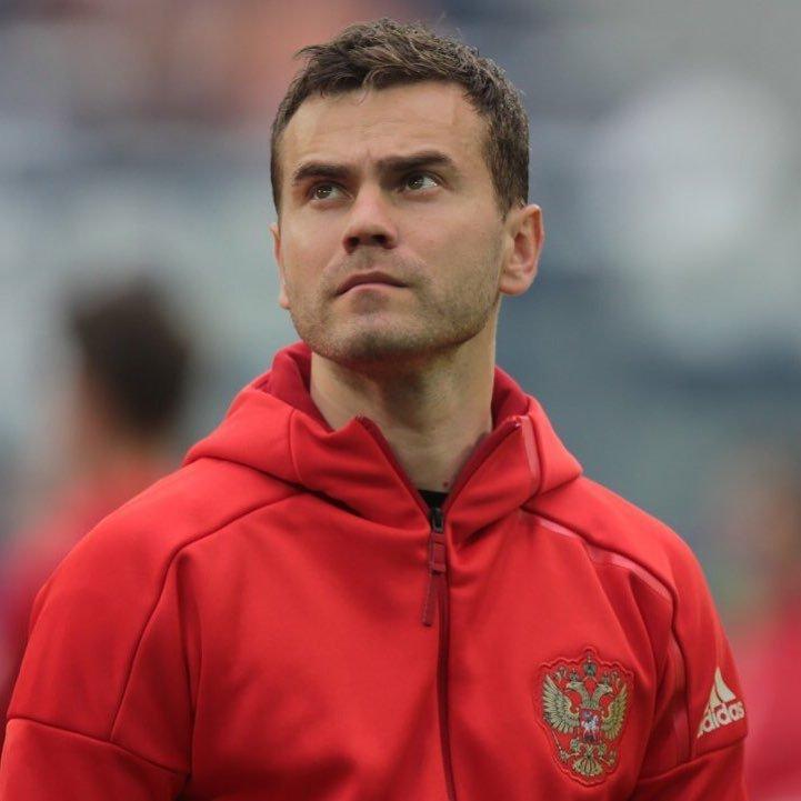 Игорь Акинфеев покидает сборную, в которой отыграл 15 лет