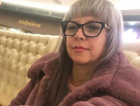 Татьяна Владимировна Григорьевская нарастила волосы