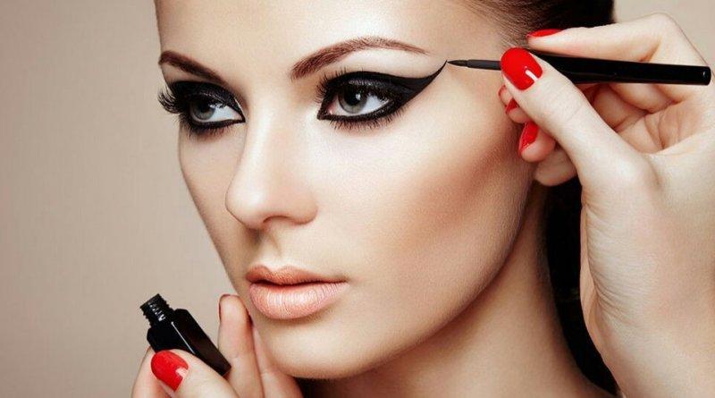 Как создать модный осенний макияж