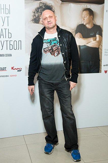Безрукова, Збруев, Куценко и другие на премьере «Слоны могут играть в футбол» - Фото №9