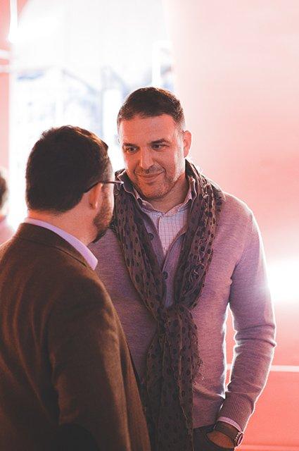 Ксения Собчак и другие звезды на выставке итальянских дизайнеров